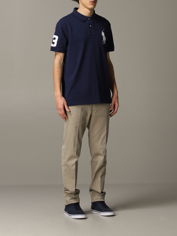 Sweater men Polo Ralph Lauren blue 2