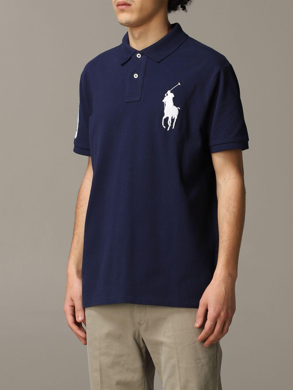 Sweater men Polo Ralph Lauren blue 4