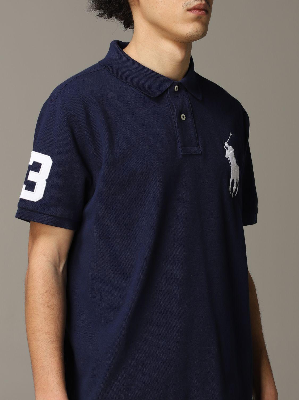 Sweater men Polo Ralph Lauren blue 5