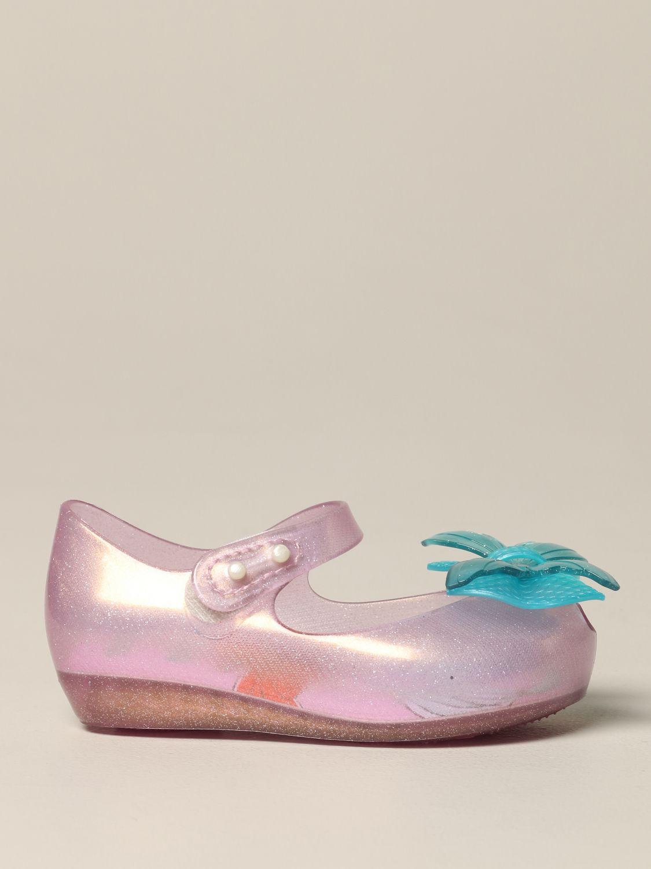 Shoes kids Mini Melissa pink 1