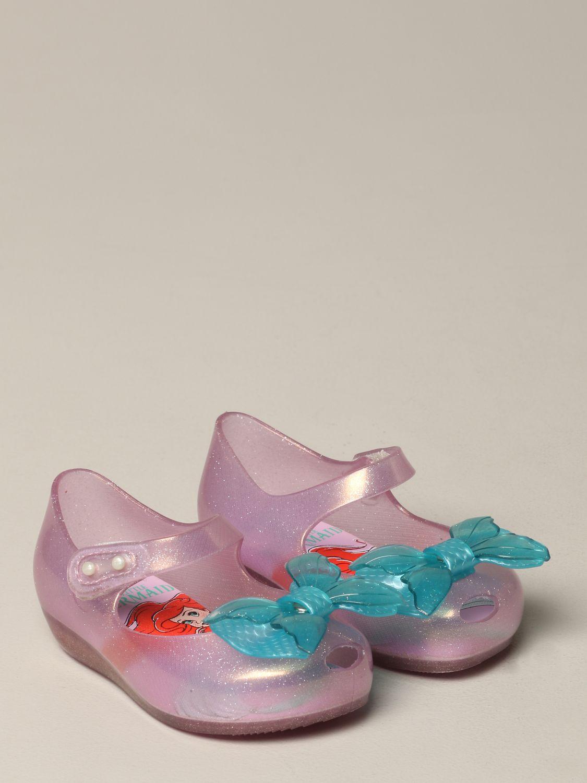 Shoes kids Mini Melissa pink 2