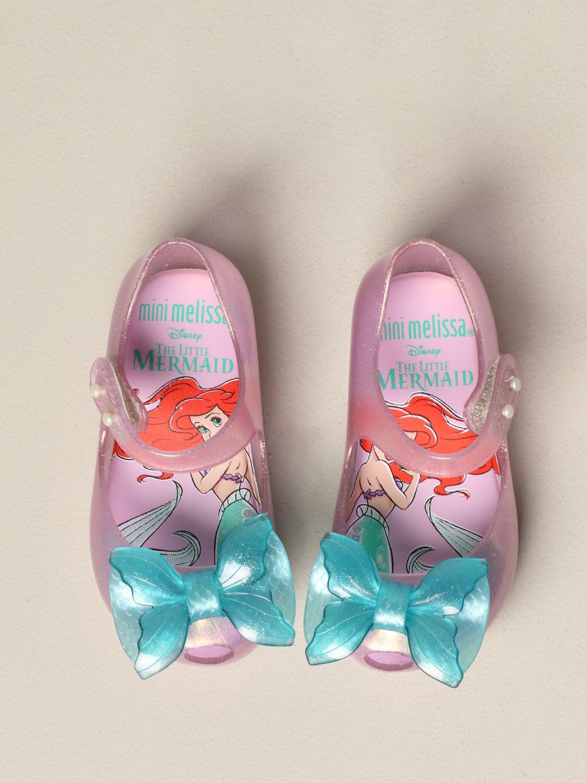 Shoes kids Mini Melissa pink 3