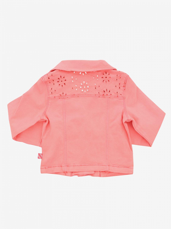 Jacket kids Billieblush pink 2