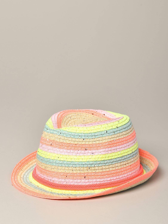 女童帽子 儿童 Billieblush 彩色 1