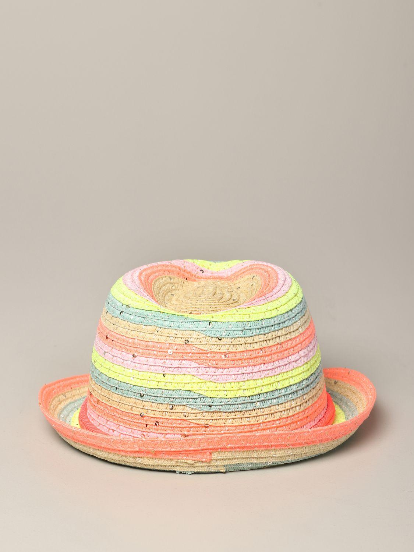 女童帽子 儿童 Billieblush 彩色 2