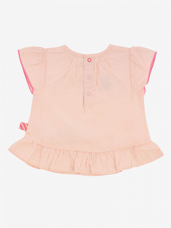 毛衣 Billieblush: Billieblush 彩色花饰上衣 粉色 2