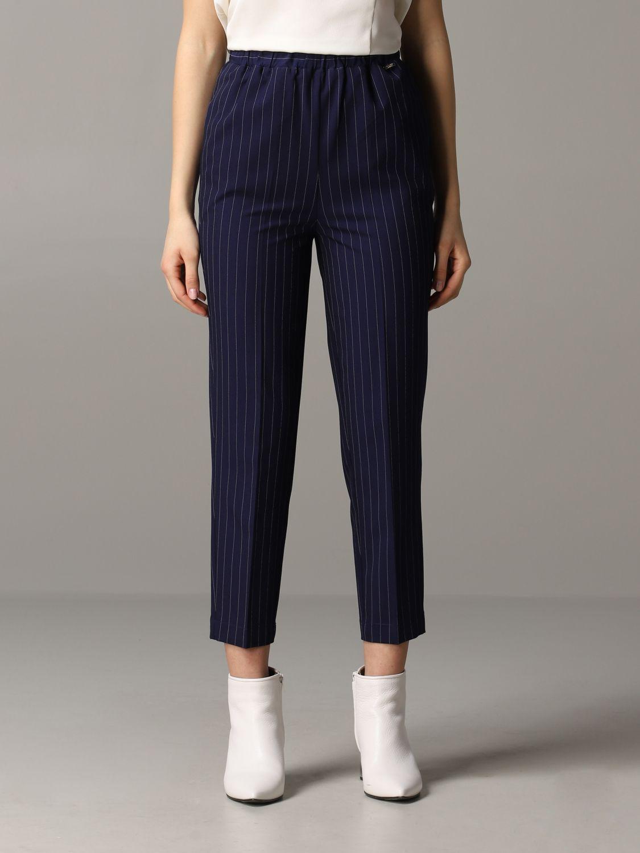 Pants women My Twin blue 1