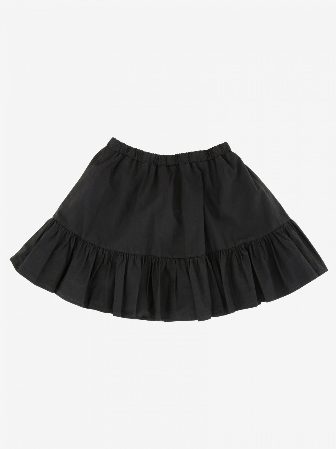 Msgm Kids skirt with flounce multicolor 2