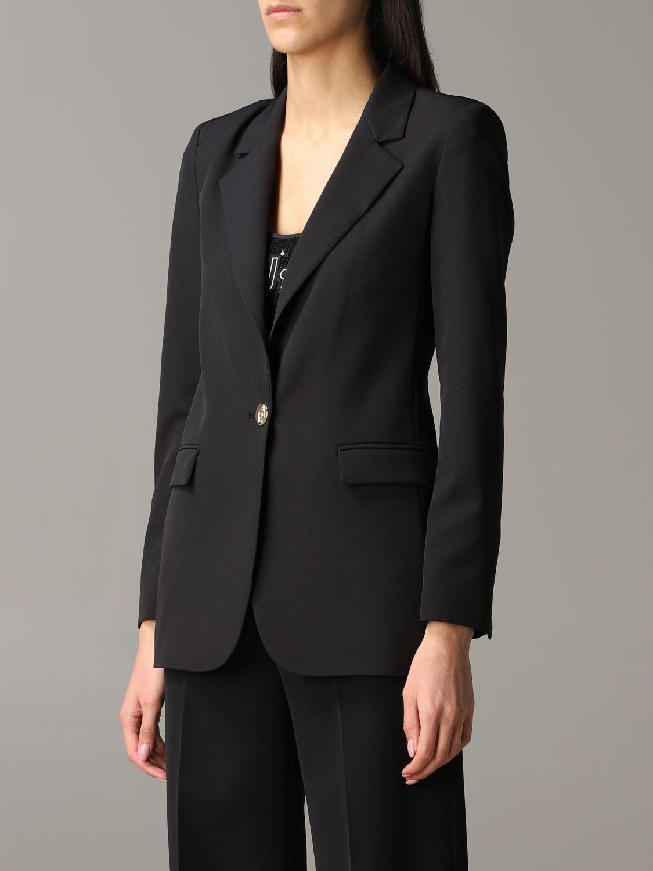 Jacket women Liu Jo black 4