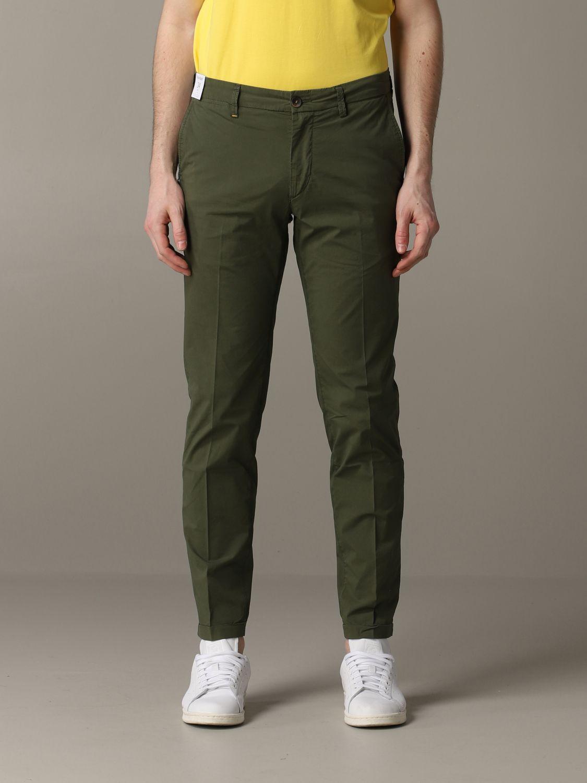 Pantalón hombre Re-hash verde 1