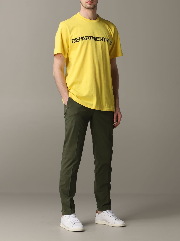 Pantalón hombre Re-hash verde 2