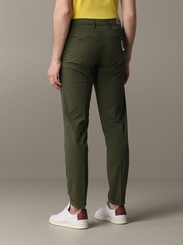 Pantalón hombre Re-hash verde 3