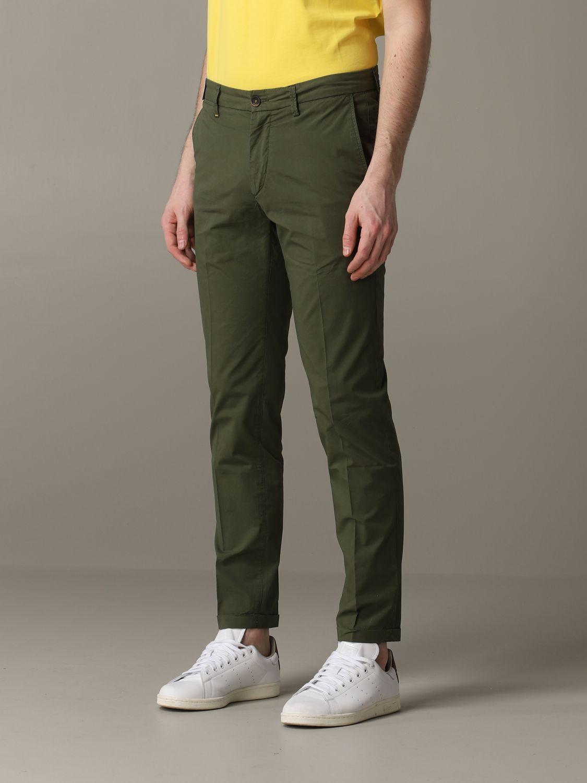 Pantalón hombre Re-hash verde 4