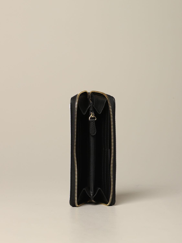 Wallet women Love Moschino black 2