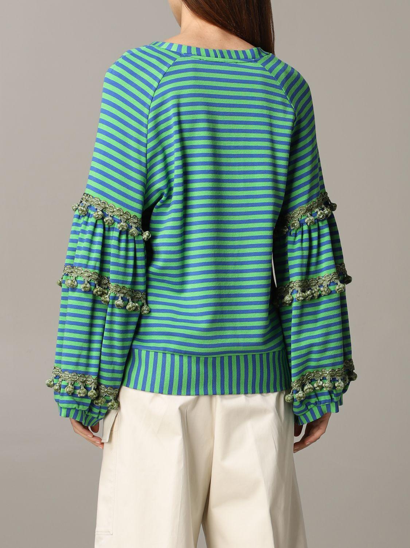 Sweatshirt 5 Progress: Sweatshirt women 5 Progress green 3