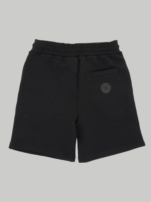 Pantalón corto niños Gcds negro 2