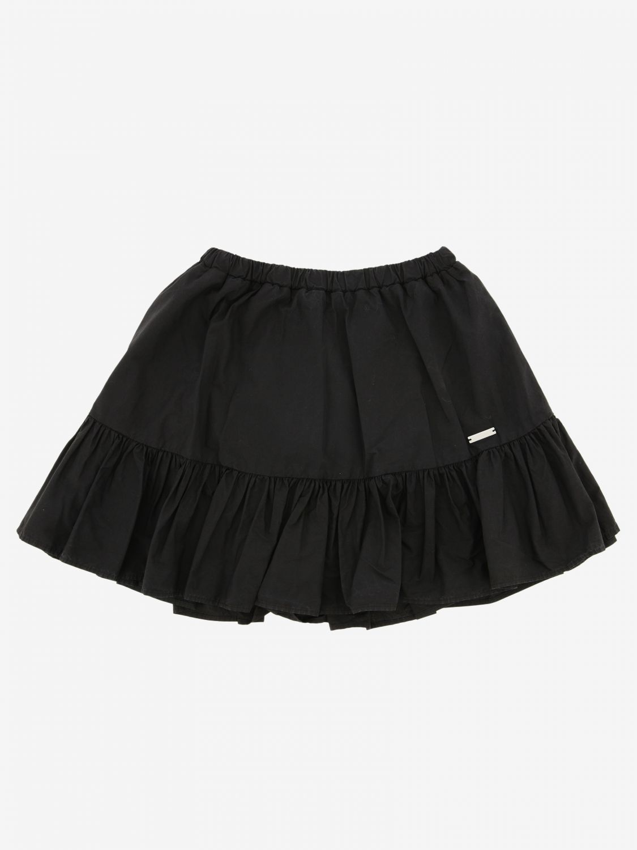 Skirt kids Msgm Kids black 1