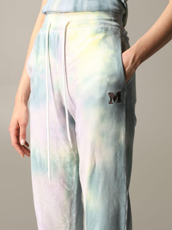 Pantalone jogging M Missoni stampato azzurro 5