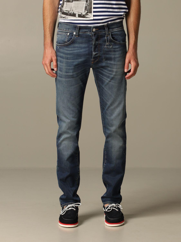 Jeans Department 5: Jeans herren Department 5 blau 1