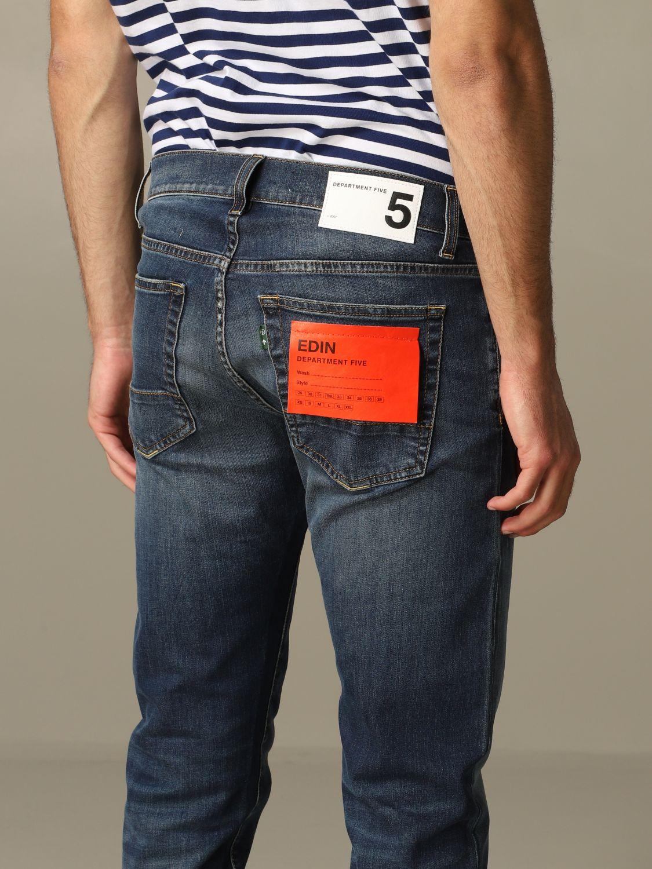 Jeans Department 5: Jeans herren Department 5 blau 3