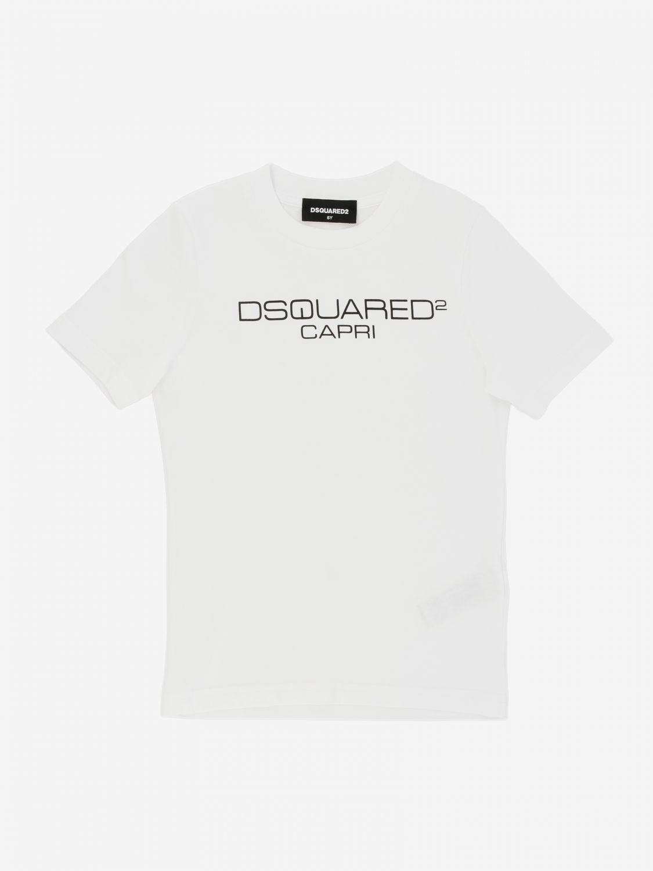 T-shirt Dsquared2 Junior: T-shirt kids Dsquared2 Junior electric blue 1