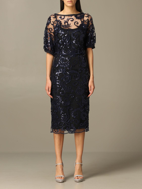 Dress Antonio Marras: Dress women Antonio Marras blue 1