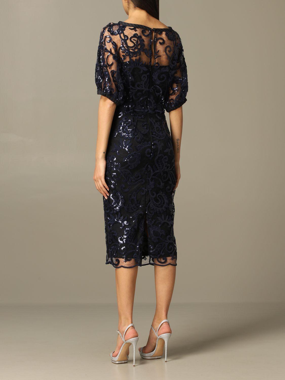 Dress Antonio Marras: Dress women Antonio Marras blue 2