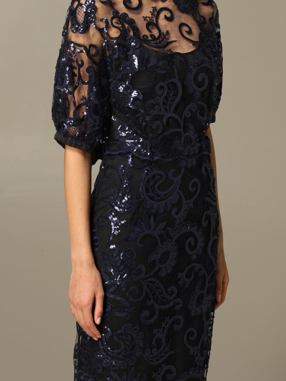 Dress Antonio Marras: Dress women Antonio Marras blue 3