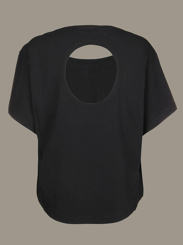 T-shirt women Alexander Wang black 2