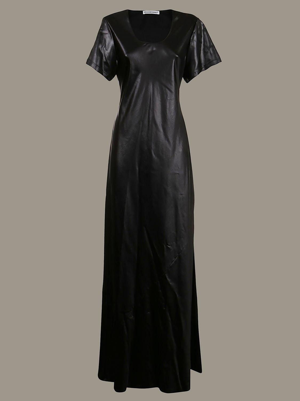 Dress Alexander Wang: Alexander Wang long dress black 1