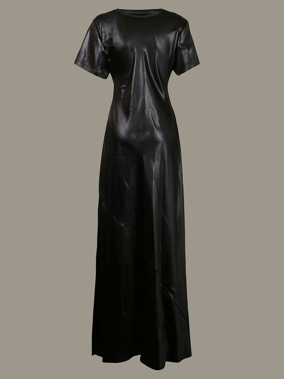 Dress Alexander Wang: Alexander Wang long dress black 2