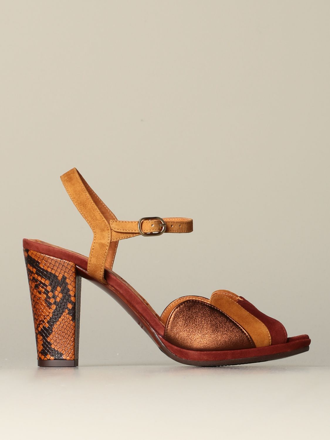 Shoes women Chie Mihara earth 1