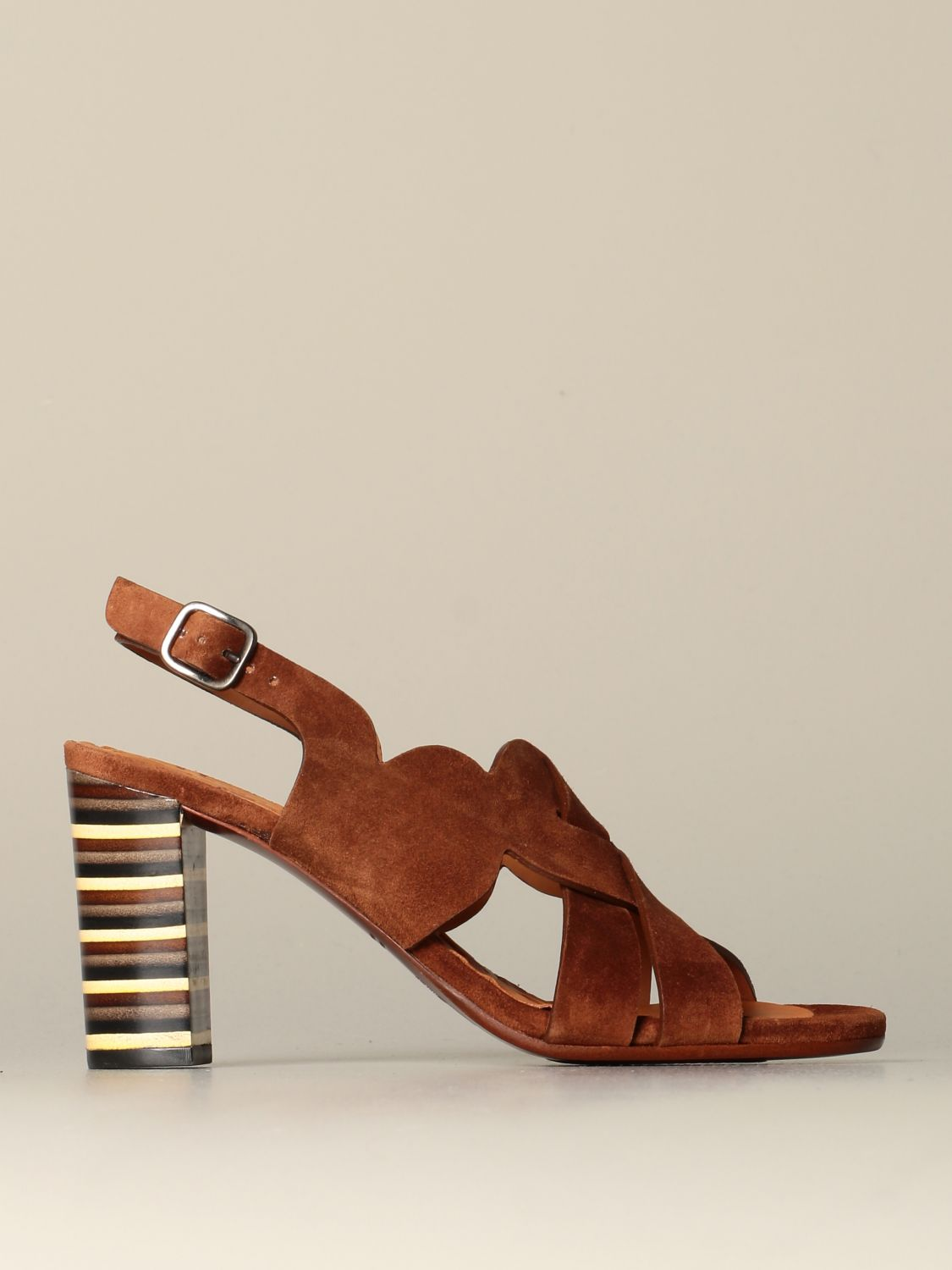Shoes women Chie Mihara brown 1