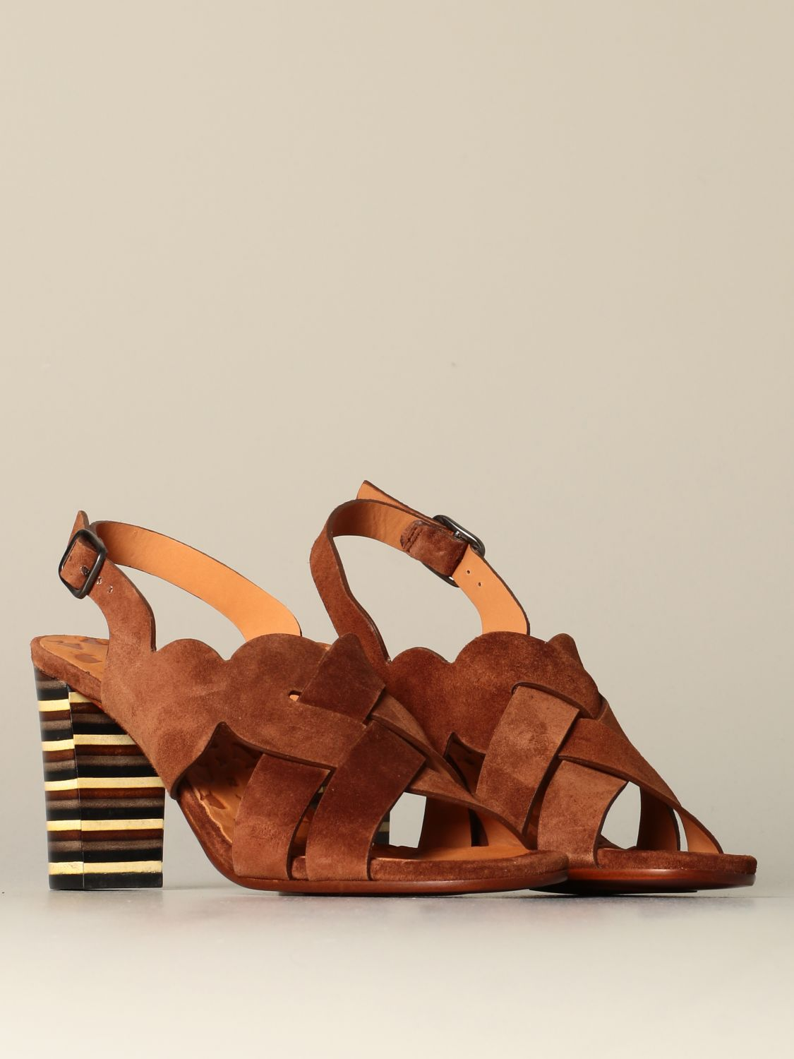 Shoes women Chie Mihara brown 2