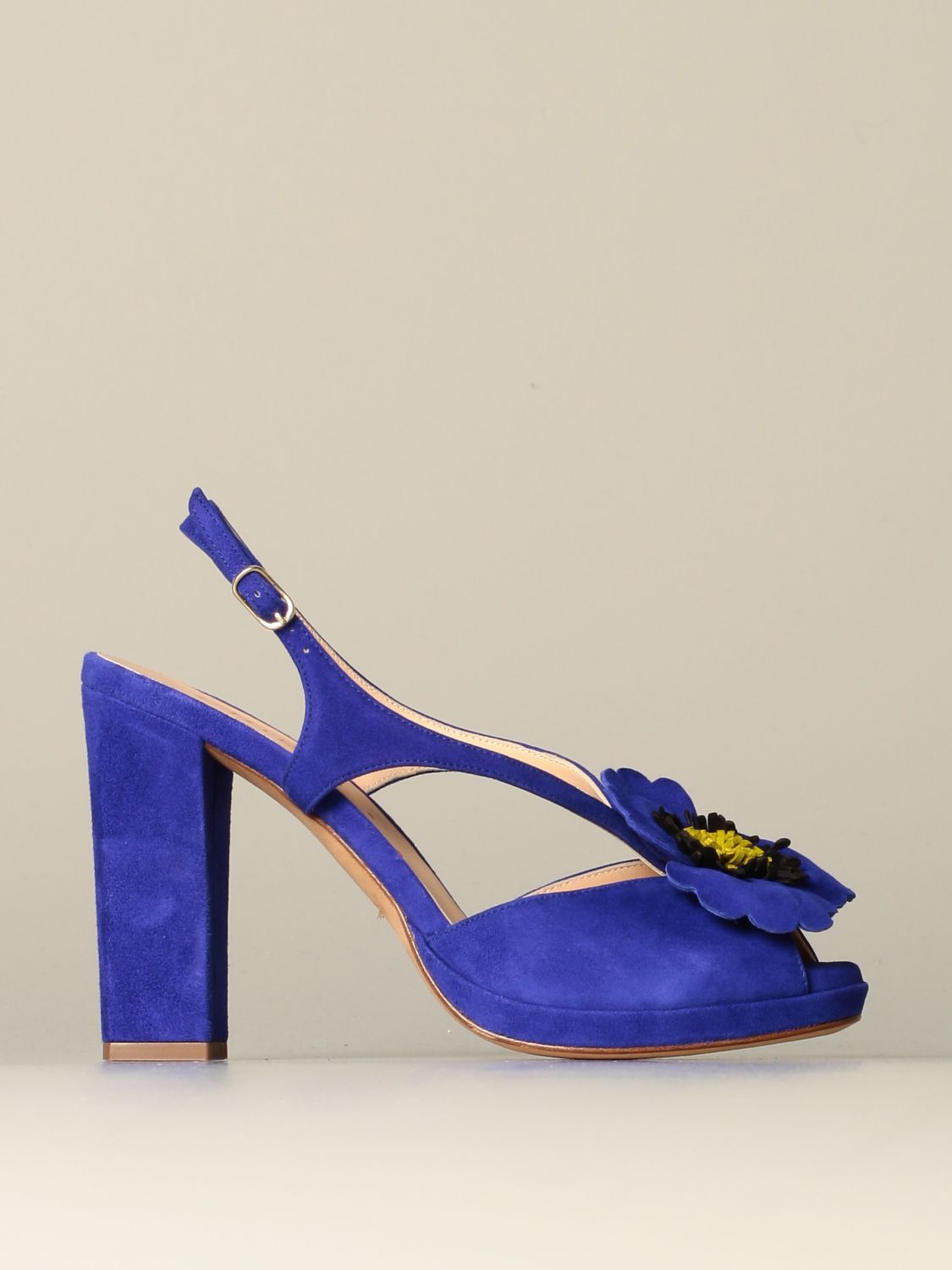 High heel shoes Chie Mihara: Shoes women Chie Mihara violet 1