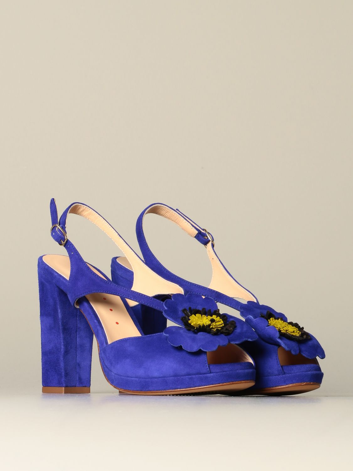 High heel shoes Chie Mihara: Shoes women Chie Mihara violet 2