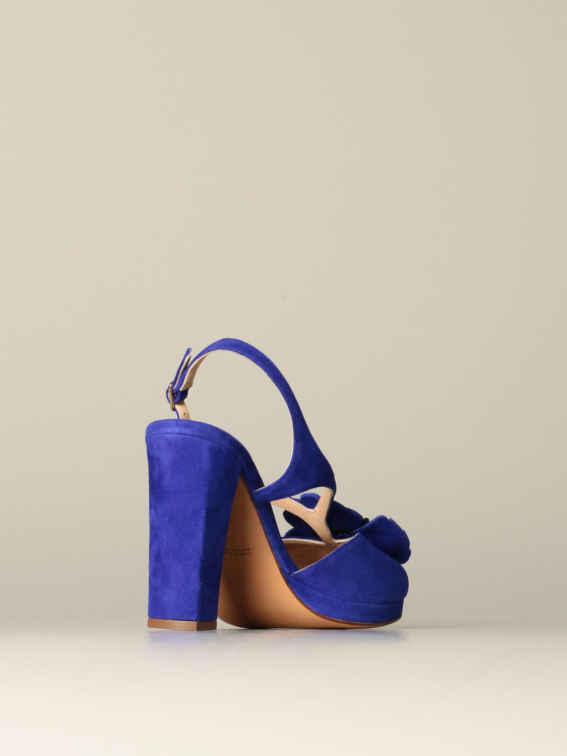 High heel shoes Chie Mihara: Shoes women Chie Mihara violet 3