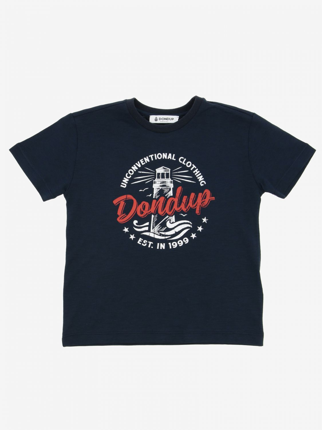 T-shirt Dondup: T-shirt kids Dondup blue 1