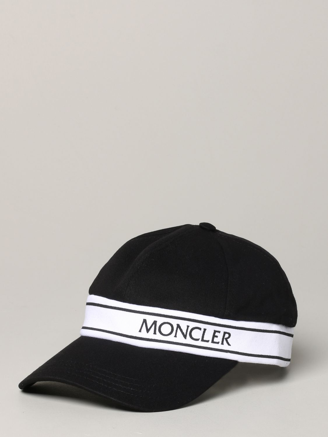 Hat girl kids Moncler black 1