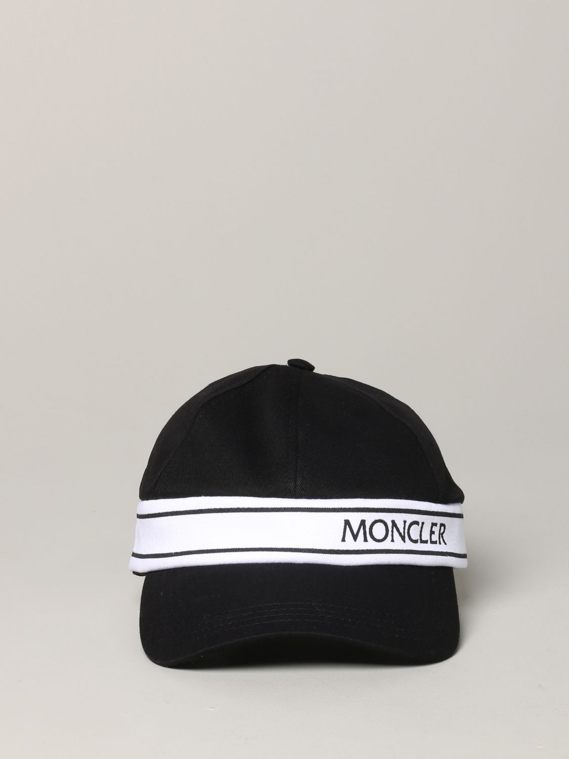 Hat girl kids Moncler black 2