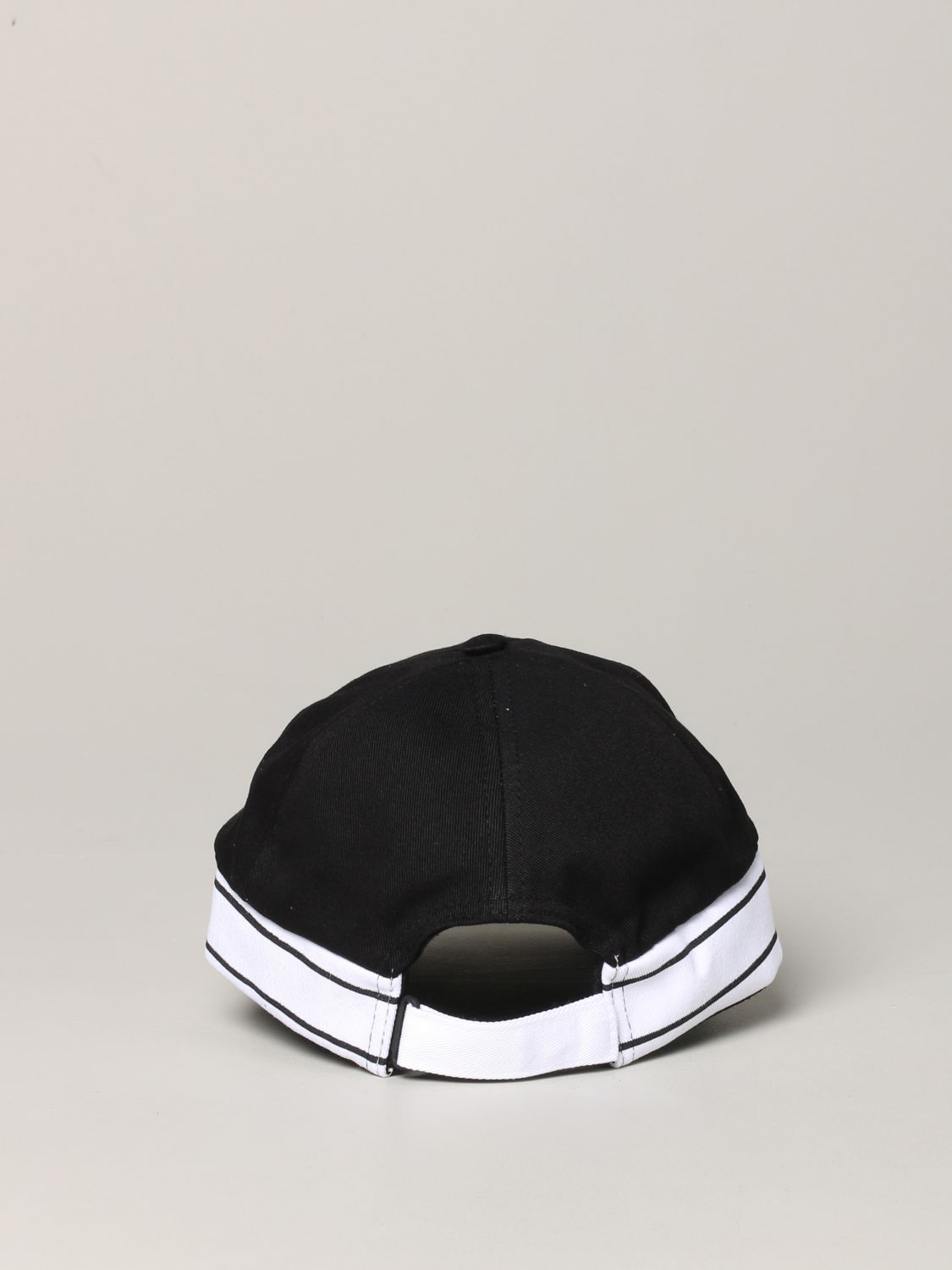 Hat girl kids Moncler black 3