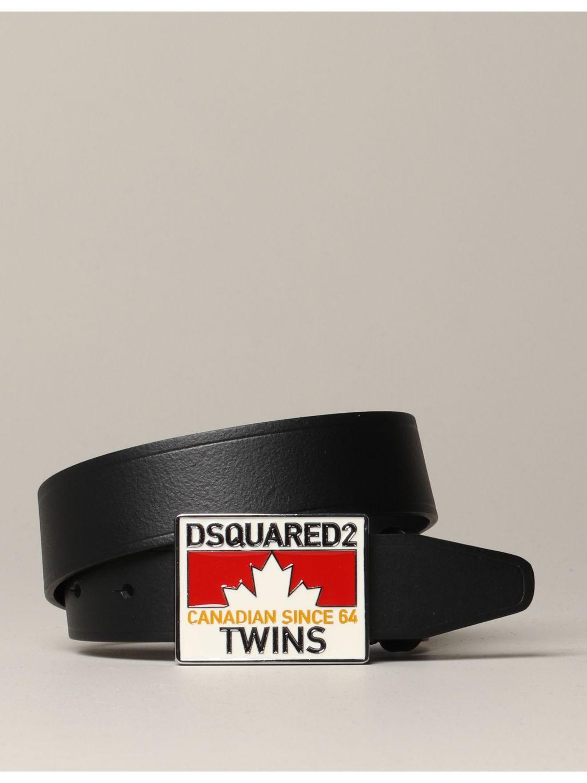 短裤 儿童 Dsquared2 Junior 黑色 1