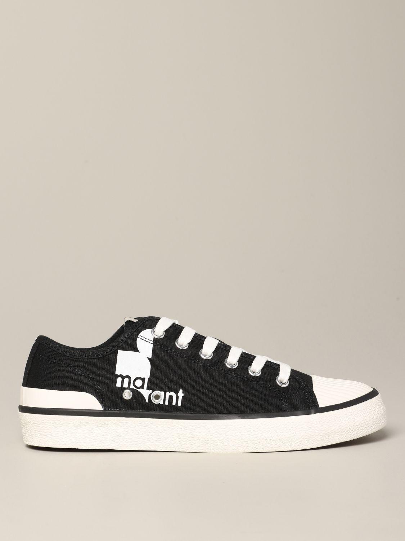 Sneakers damen Isabel Marant schwarz 1