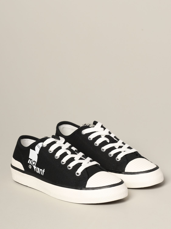 Sneakers damen Isabel Marant schwarz 2