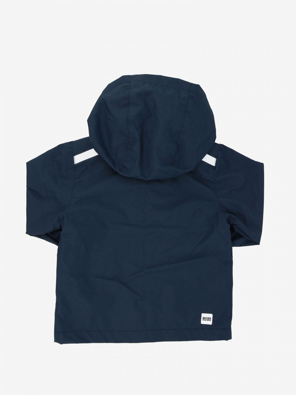 Hugo Boss jacket with hood blue 2