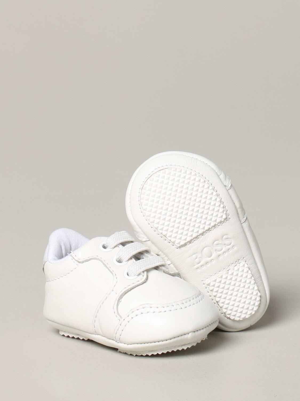 Hugo Boss leather sneakers | Shoes Hugo