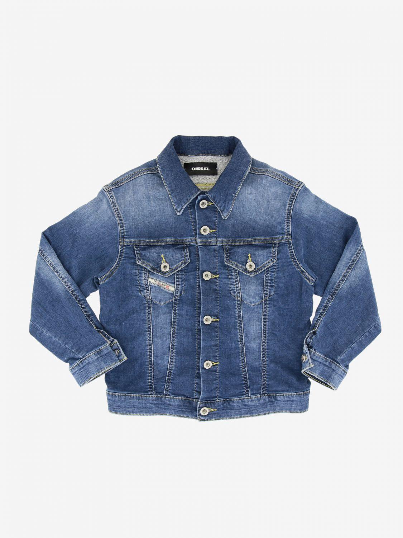 Diesel Jeansjacke blau 1