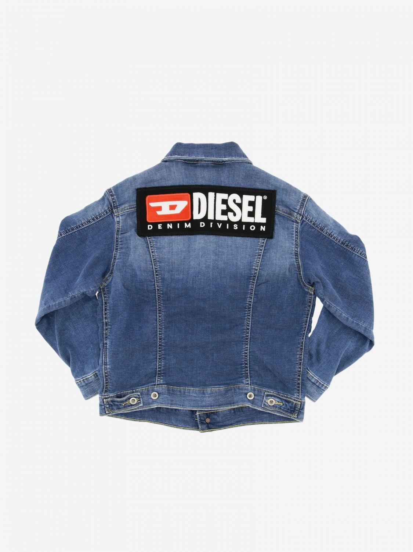 Diesel Jeansjacke blau 2