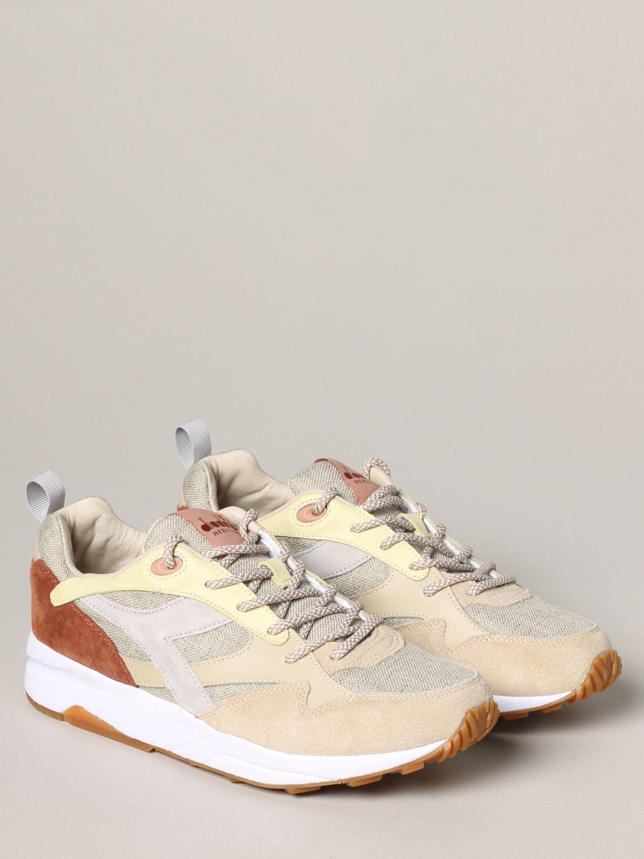 Sneakers Diadora Heritage: Sneakers men Diadora Heritage beige 2