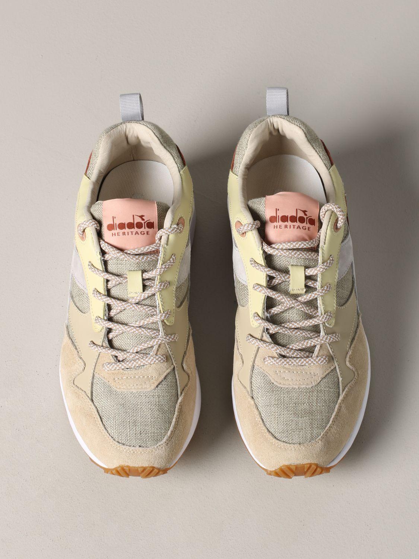 Sneakers Diadora Heritage: Sneakers men Diadora Heritage beige 3